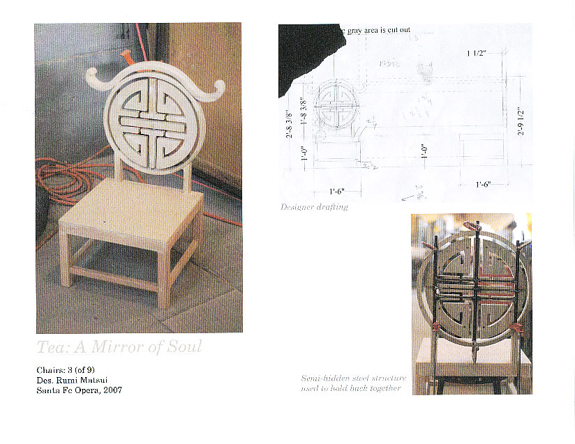 A sample page with a single prop on it