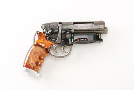 Rick Deckard's gun from Blade Runner