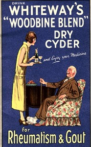 Woodbine Blend Dry Cider