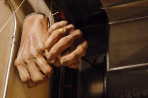 Giant prop hands