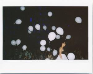 Diana Eng Fashion Show