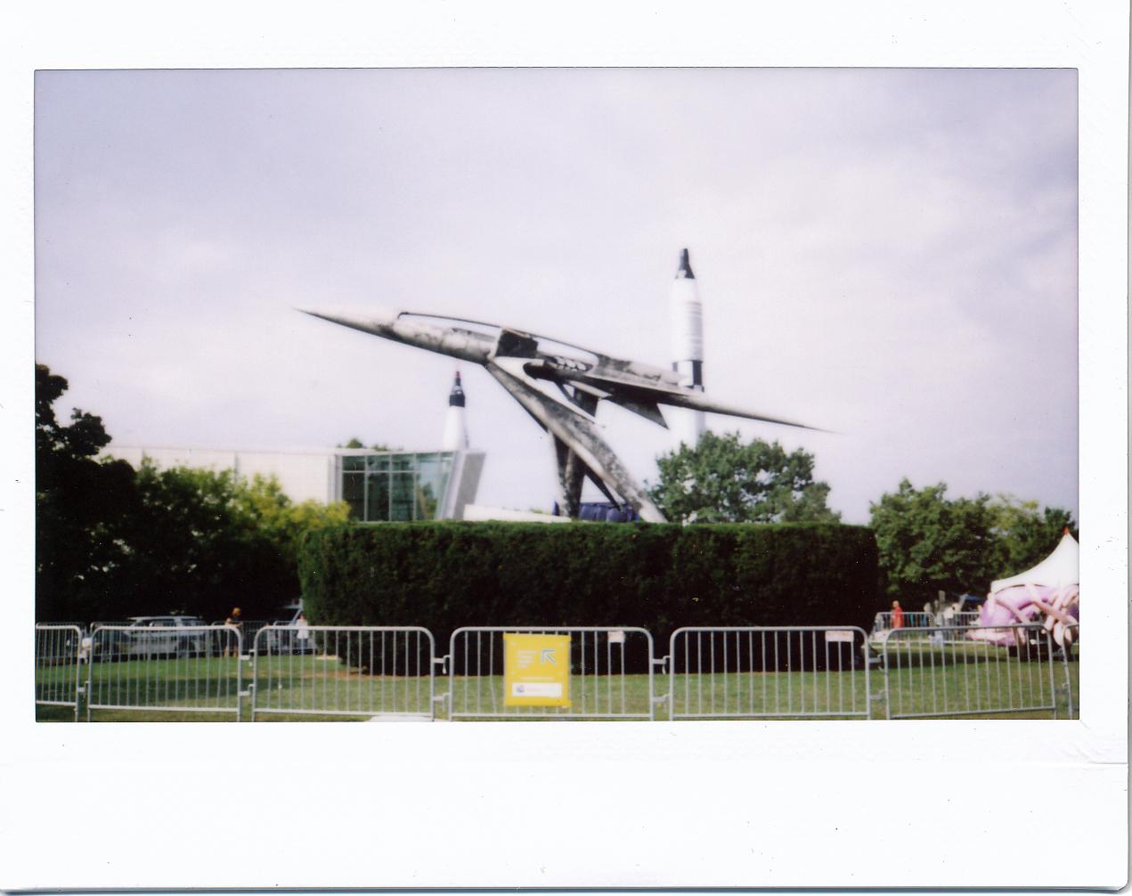 Rocket Roundabout