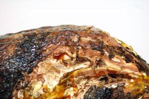 Close up of the seasoning