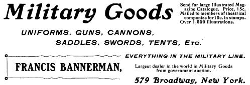 Bannerman Military Goods