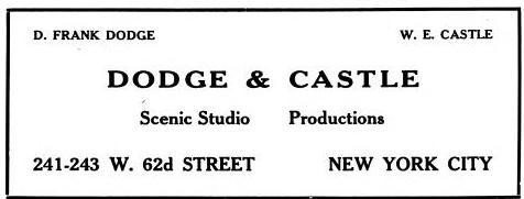 Dodge and Castle Scenic Studio