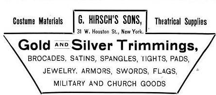 Hirsch Trimmings