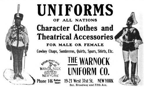 Warnock Uniforms