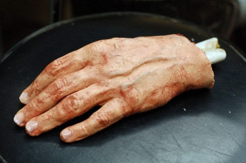 Hand of Titus Andronicus