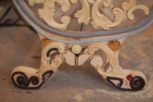 Closeup of details