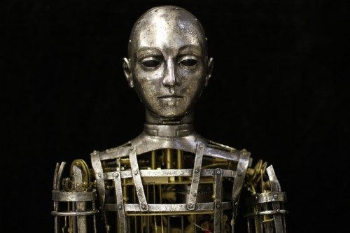 Automaton from Hugo by Dick George Creatives