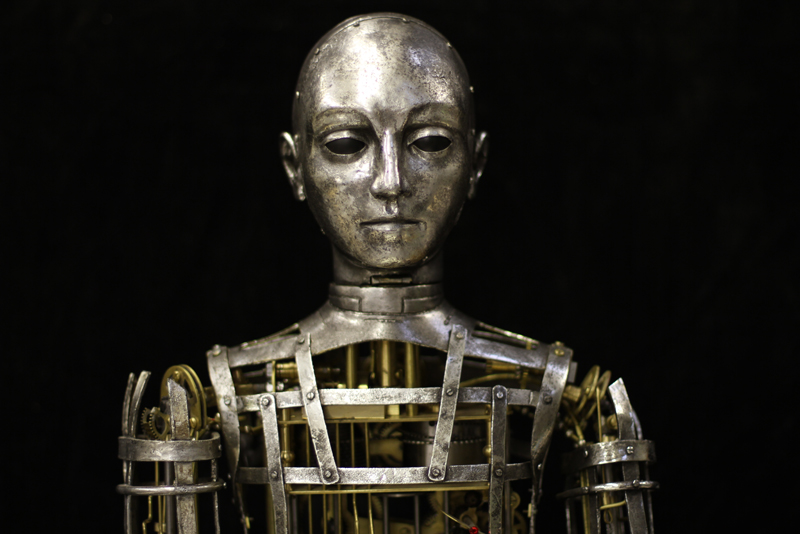 Automaton from Hugo by Dick Georges Creatives