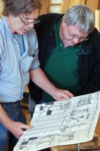 Roy and Nim look at tools