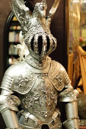 "Knight of the Mirrors from ""Man of La Mancha"""