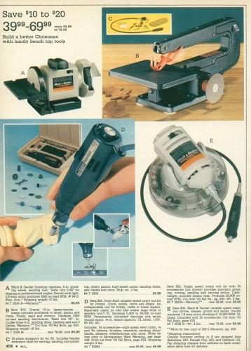 1983 Montgomery Ward Christmas Catalog