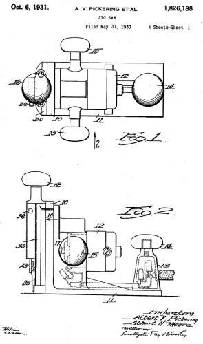 Pickering's 1930 jig saw