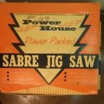Sabre Jig Saw