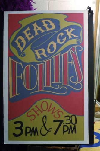 Dead Rock Follies poster