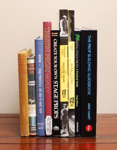 Books about making props