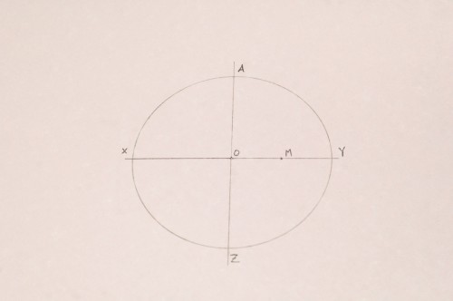 how to draw a pentagon without a compass