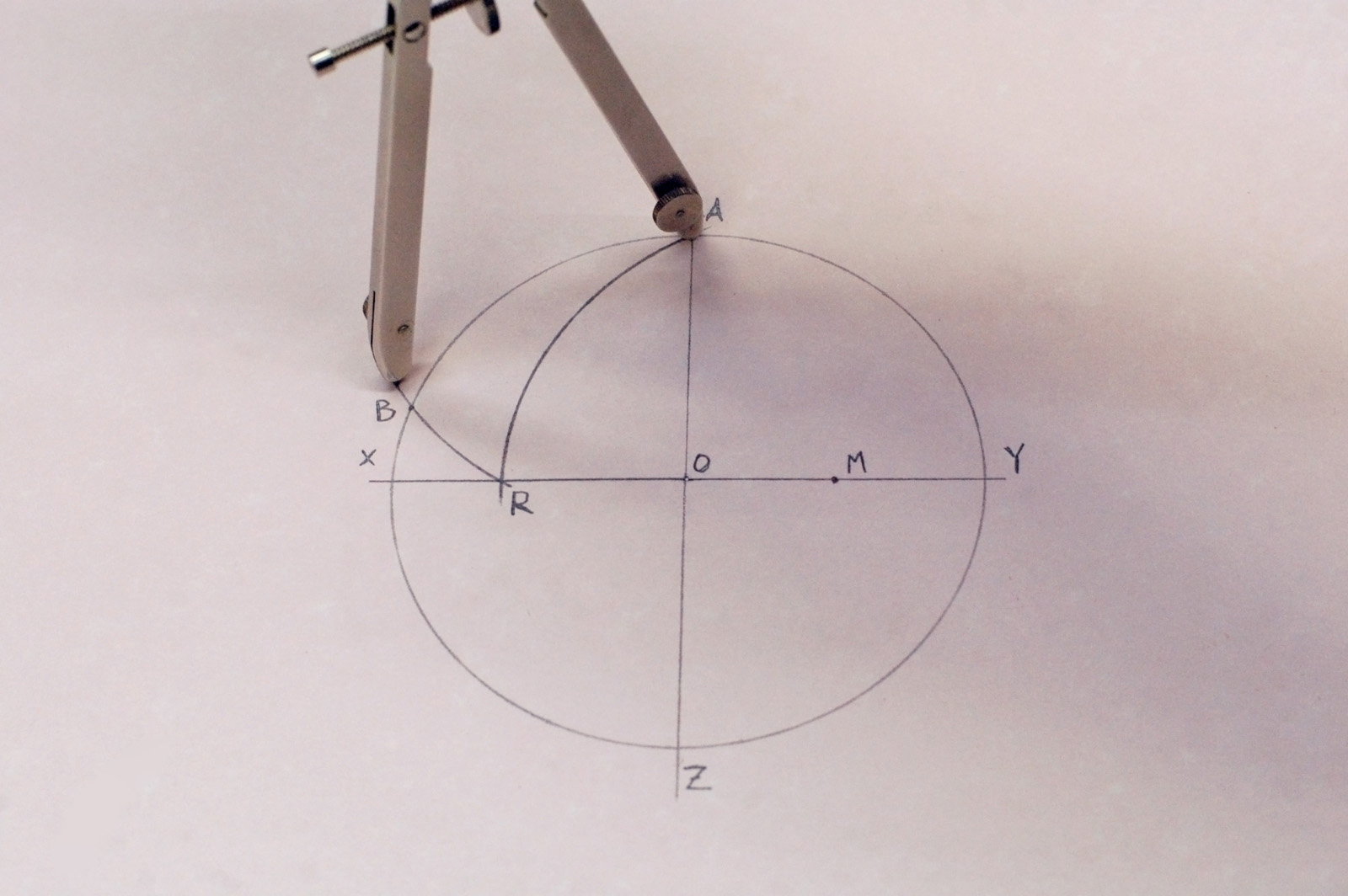 how to draw a pentagon with a compass prop agenda