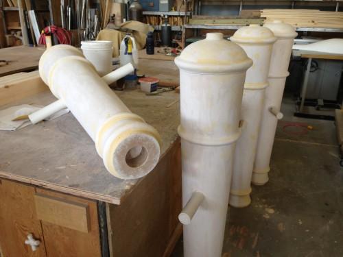 Finished Barrels