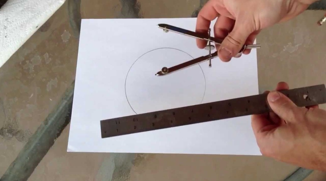 Finding the Center of a Circle