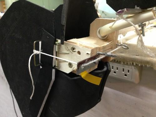 Wing mechanism