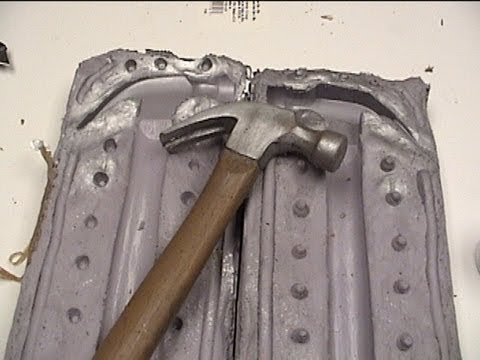 Casting a Rubber Hammer