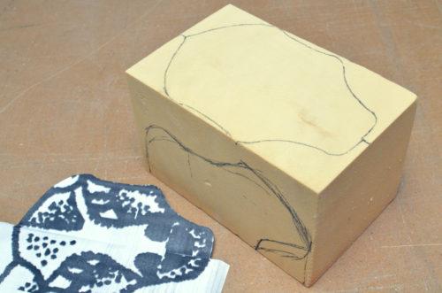 Polyurethane block