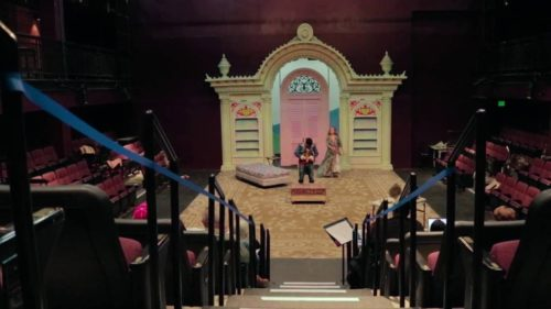 The Bedroom, Act One
