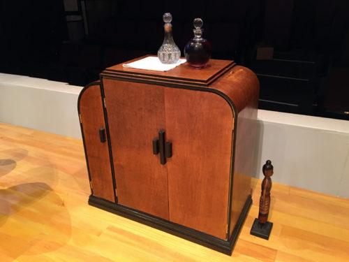 Art Deco Cabinet