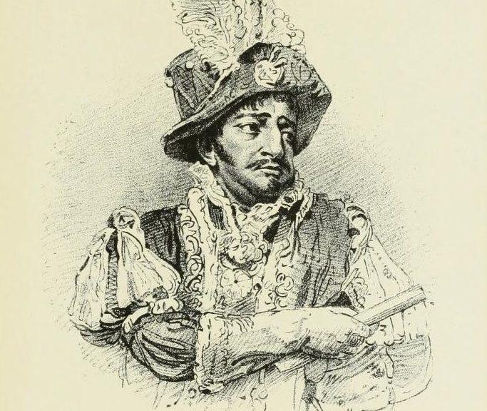 Richard Cook as Richard III
